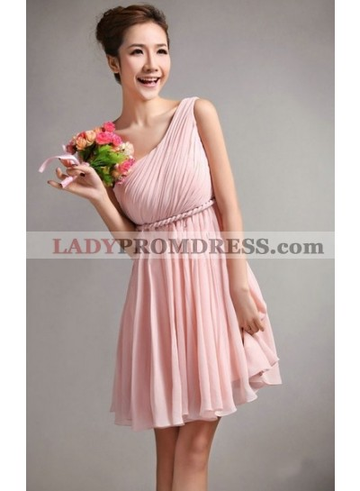 Entrancing Blush Pink Sweetheart Princess Ruffle Bridesmaid Dresses / Gowns Nottingham