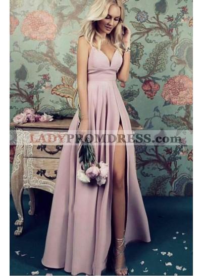 2020 Cheap Princess/A-Line Sweetheart Satin Floor Length Prom Dresses