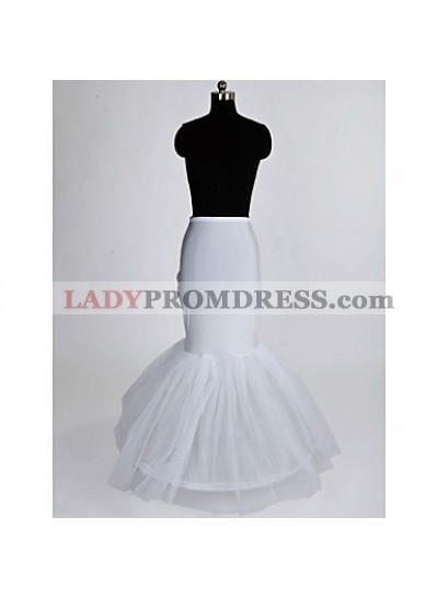 Amazing Floor-Length Wedding Petticoats