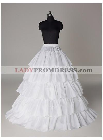 Nice Floor-Length Wedding Petticoats