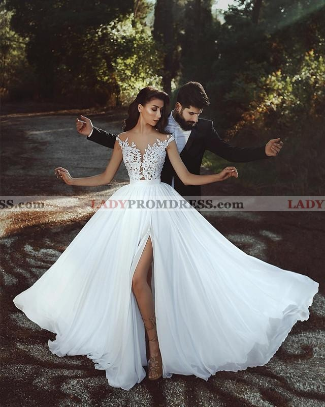 Lovely Wedding Dresses for 2020 | LadyPromDress