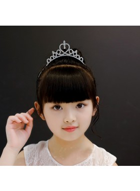New Arrival Girl's First Communion Crown Cheap Girl's Headwear Crown