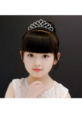 Princess Crown Girl's Crown First Communion Crown Cheap Girl's Headwear