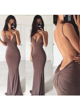 New Arrival Sheath Halter Backless 2020 Prom Dress