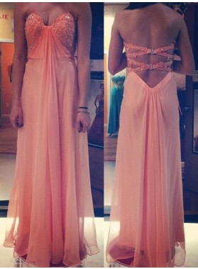 Prom Dresses Sweetheart Beading A-Line/Princess Tulle / Prom Dresses