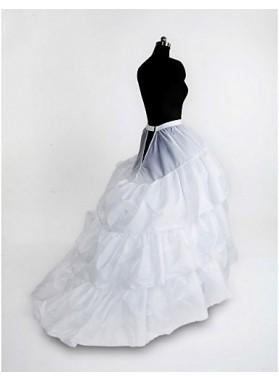 Delicate Wedding Petticoats