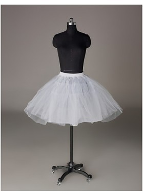 Nice Short/Mini Wedding Petticoats
