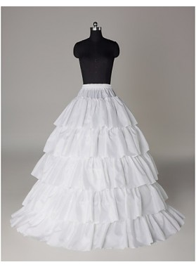 Nice Floor-Length Wedding Petticoats