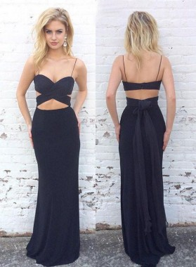 Charming Black Sweetheart 2019 Prom Dresses