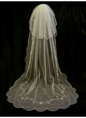 Quite Nice Wedding Veil
