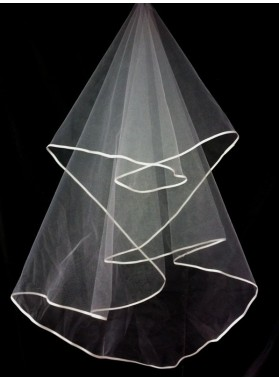 Quite Simple Wedding Veil