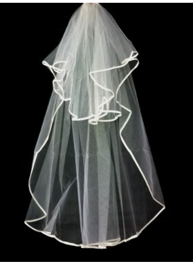 Very Simple Wedding Veil