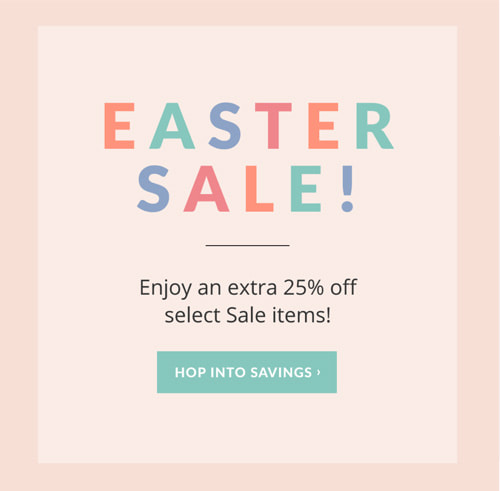 2019 Easter Big Sale