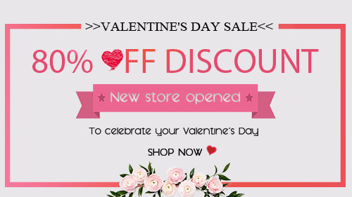 2019 Valentine's Day Sale