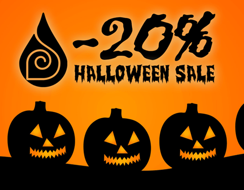 Halloween Big Sale